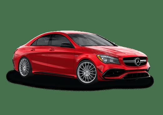 2019 CLA AMG® CLA 45 Coupe
