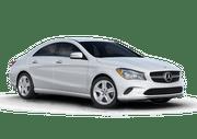New Mercedes-Benz CLA at Washington
