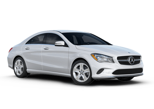 New Mercedes-Benz CLA near Bellingham