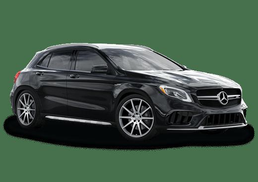 2019 GLA AMG GLA 45 SUV