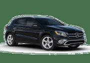 New Mercedes-Benz GLA at Washington