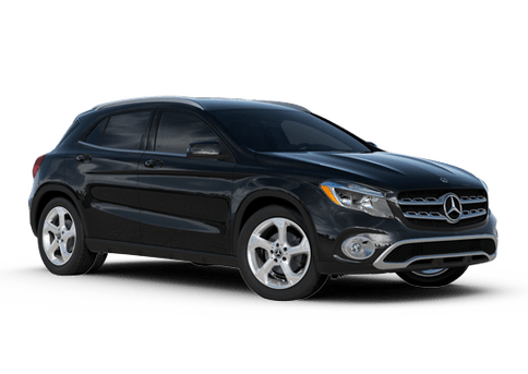 New Mercedes-Benz GLA in Chicago