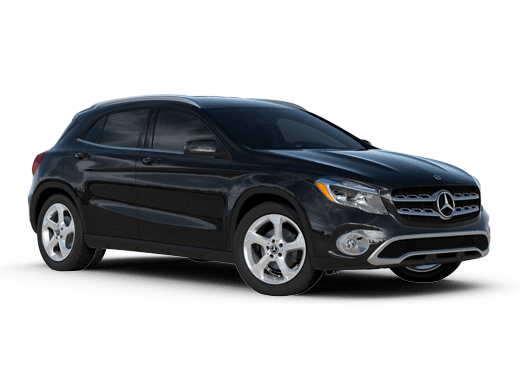 New Mercedes-Benz GLA near Bellingham