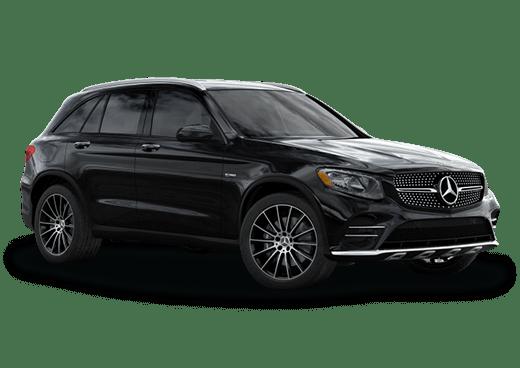 2019 GLC AMG GLC 43 SUV