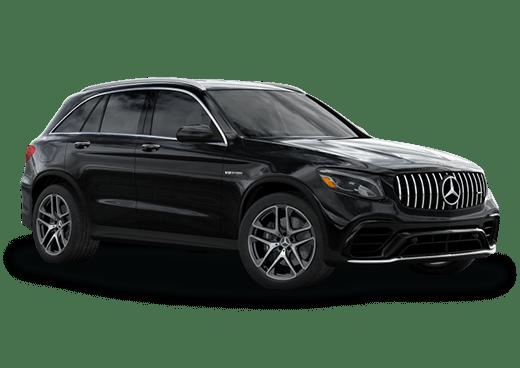 2019 GLC AMG GLC 63 SUV
