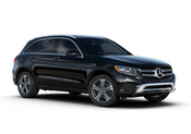 New Mercedes-Benz GLC at Long Island City