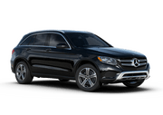 New Mercedes-Benz GLC at Washington