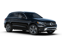 New Mercedes-Benz GLC at Oshkosh