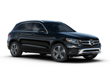 New Mercedes-Benz GLC at Kansas City