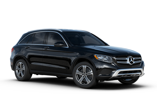 New Mercedes-Benz GLC near Greenland
