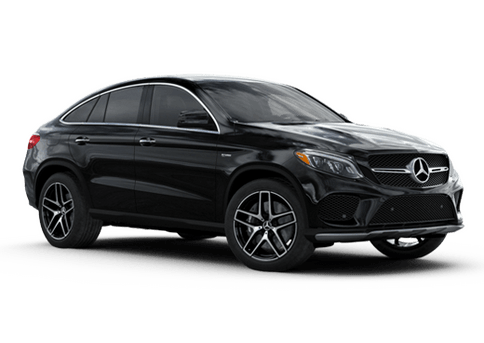 New Mercedes-Benz GLE in Greenland