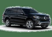 New Mercedes-Benz GLS at Washington