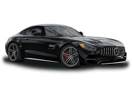 GT-Class AMG GT C Coupe