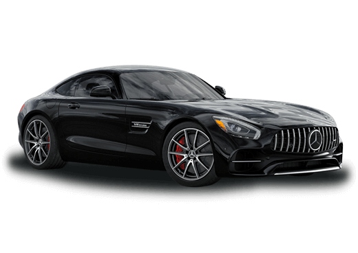 GT-Class AMG GT S Coupe