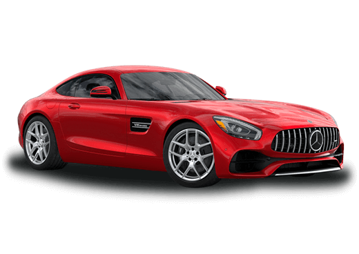 GT-Class AMG GT Coupe
