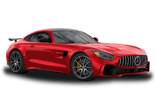 GT-Class AMG GT R Coupe