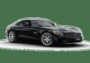 New Mercedes-Benz GT at Washington
