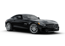 New Mercedes-Benz GT at Salisbury