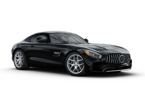 New Mercedes-Benz GT in Greenland