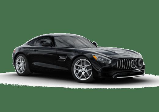 New Mercedes-Benz GT near Bellingham