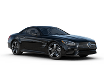 New Mercedes-Benz SL at Bellingham