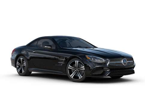 New Mercedes-Benz SL in Greenland