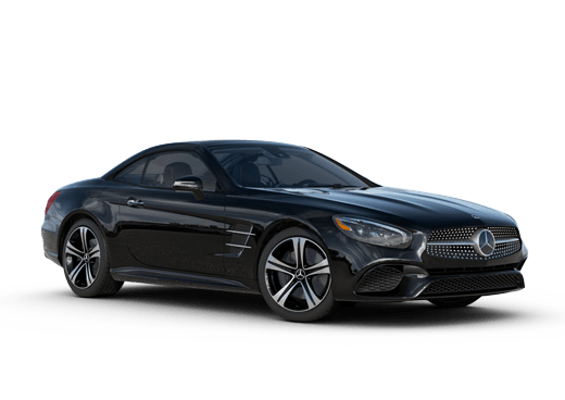 New Mercedes-Benz SL near Greenland
