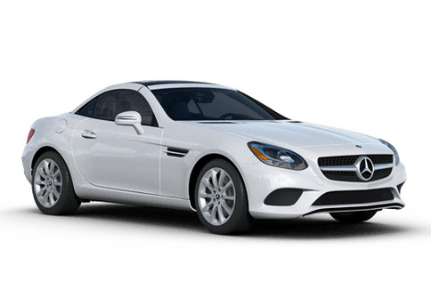 New Mercedes-Benz SLC in Greenland