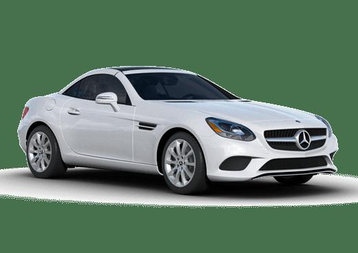 New Mercedes-Benz SLC near Bellingham