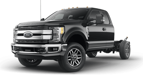 Super Duty F-350 SRW Chassis Lariat 4x2 SuperCab
