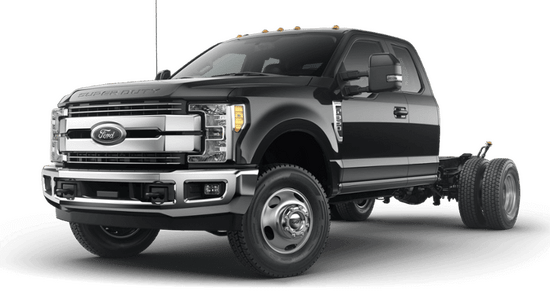 Super Duty F-350 DRW Chassis Cab Lariat 4x2 SuperCab
