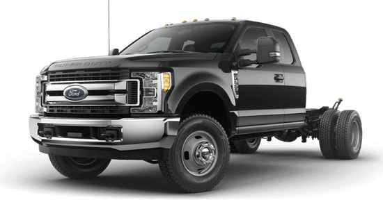 Super Duty F-350 DRW Chassis Cab XLT 4x2 SuperCab