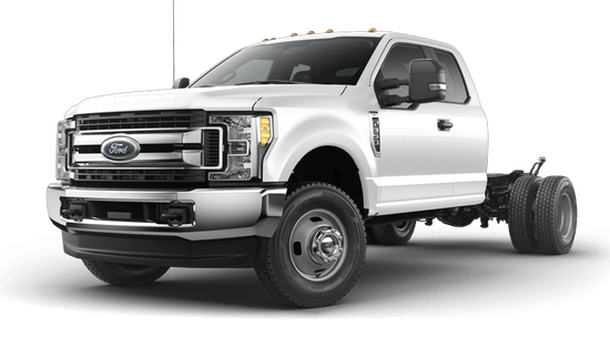 Super Duty F-350 DRW Chassis Cab XLT 4x4 SuperCab