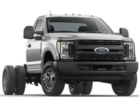 New Ford Super Duty F-350 DRW Chassis Cab at Kalamazoo