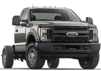 New Ford Super Duty F-350 SRW Chassis Cab at Kalamazoo