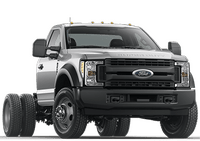 New Ford Super Duty F-450 DRW Chassis Cab at Kalamazoo