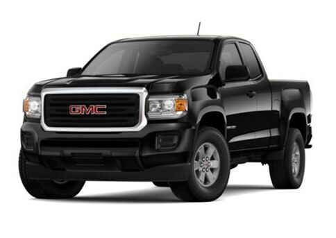 New GMC Canyon in Southwest