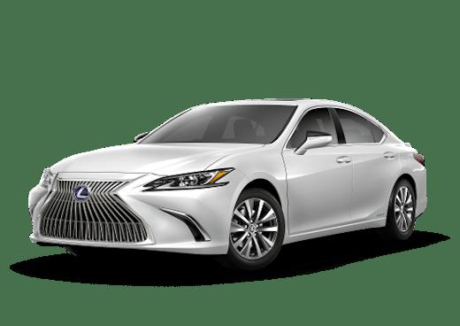 New Lexus ES Hybrid near Saint John