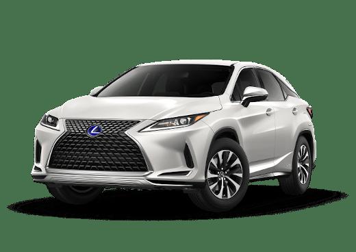 New Lexus RX Hybrid near Saint John