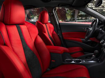 Luxurious Interior Comfort