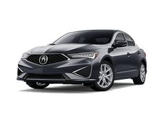 New Acura ILX at Augusta
