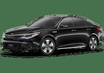 New Kia Optima Hybrid at Battle Creek