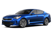 New Kia Stinger at Macon