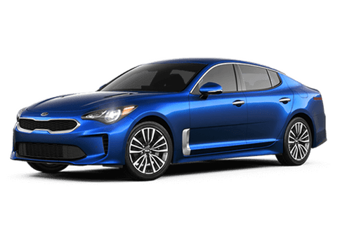 New Kia Stinger in Sacramento