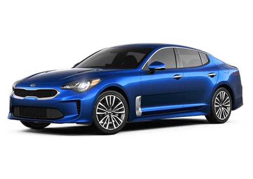 New Kia Stinger near Macon