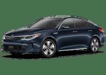 New Kia Optima Plug-In Hybrid at Battle Creek
