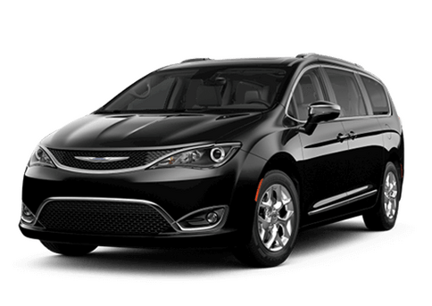 New Chrysler Pacifica in Southwest