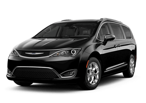 New Chrysler Pacifica in Weslaco