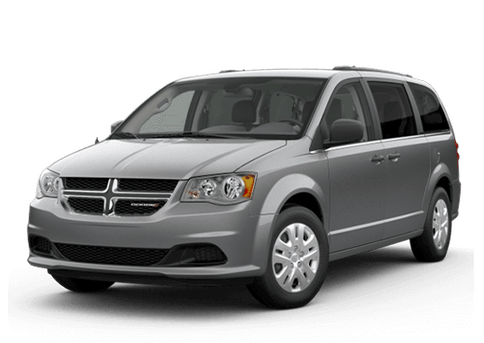 New Dodge Grand Caravan in