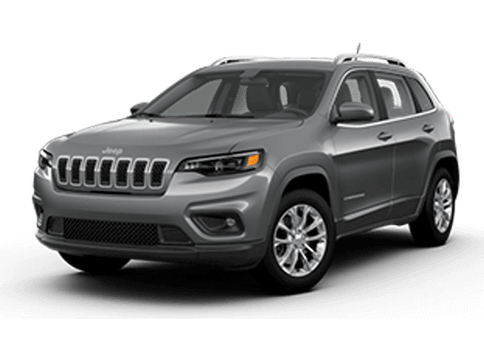 New Jeep Cherokee in Rio Grande City